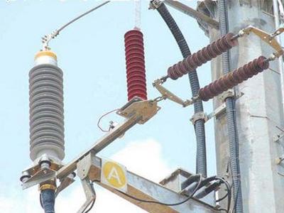 避雷器进行电力检测可以分为这几个项目