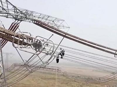 华耀电力检测谈谈高海拔首次实施带电作业±1100千伏特高压直流输电线路
