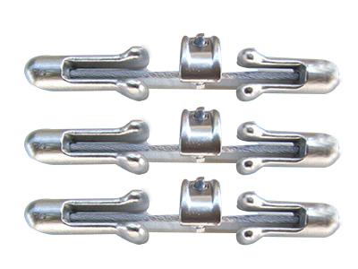 非对称型音叉式防振锤