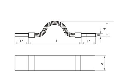 MST铜母线伸缩节