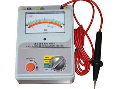 绝缘电阻试验的方法及注意事项